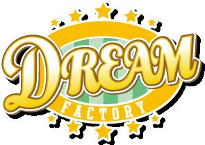 横浜 都筑区のダンススタジオ Dream Factory(ドリームファクトリー)ロゴ